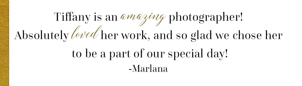 Bride Review Marlana