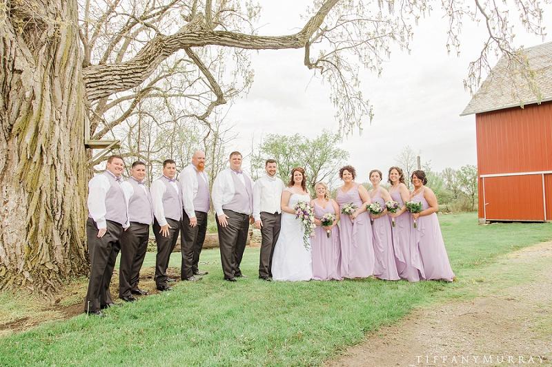 rustic lavendar norwalk ohio wedding tiffany murray_0019