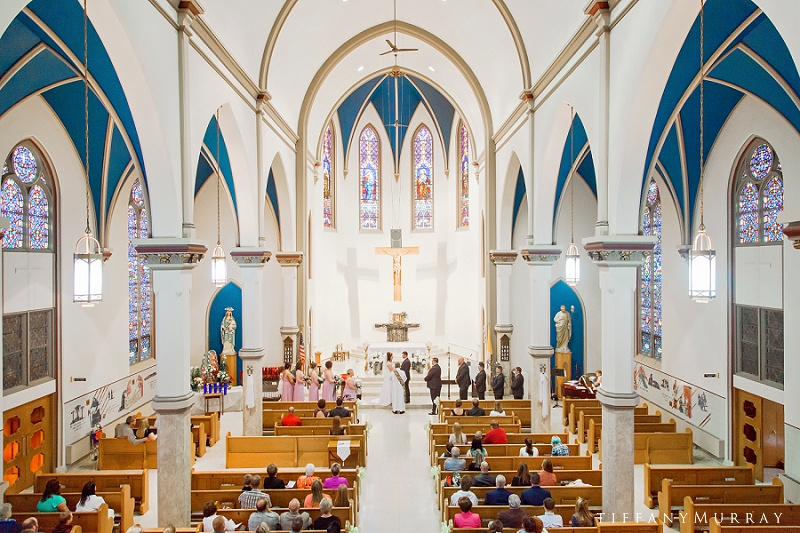 st joseph catholic church monroeville ohio wedding tiffany murray_0009