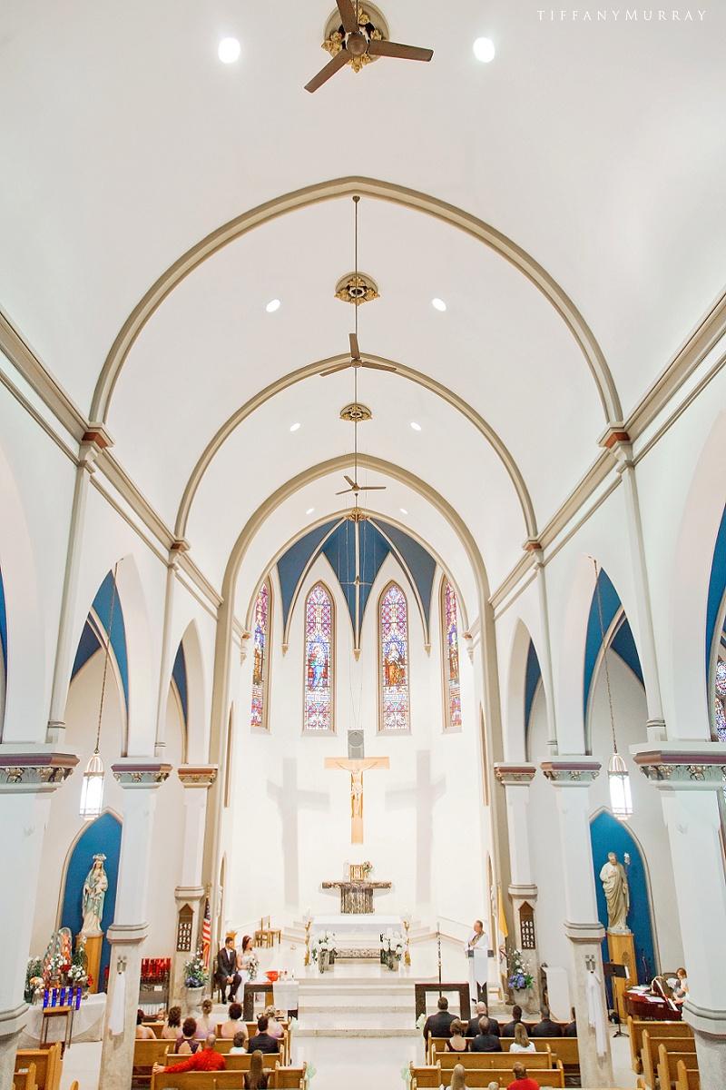 st joseph catholic church monroeville ohio wedding tiffany murray_0011