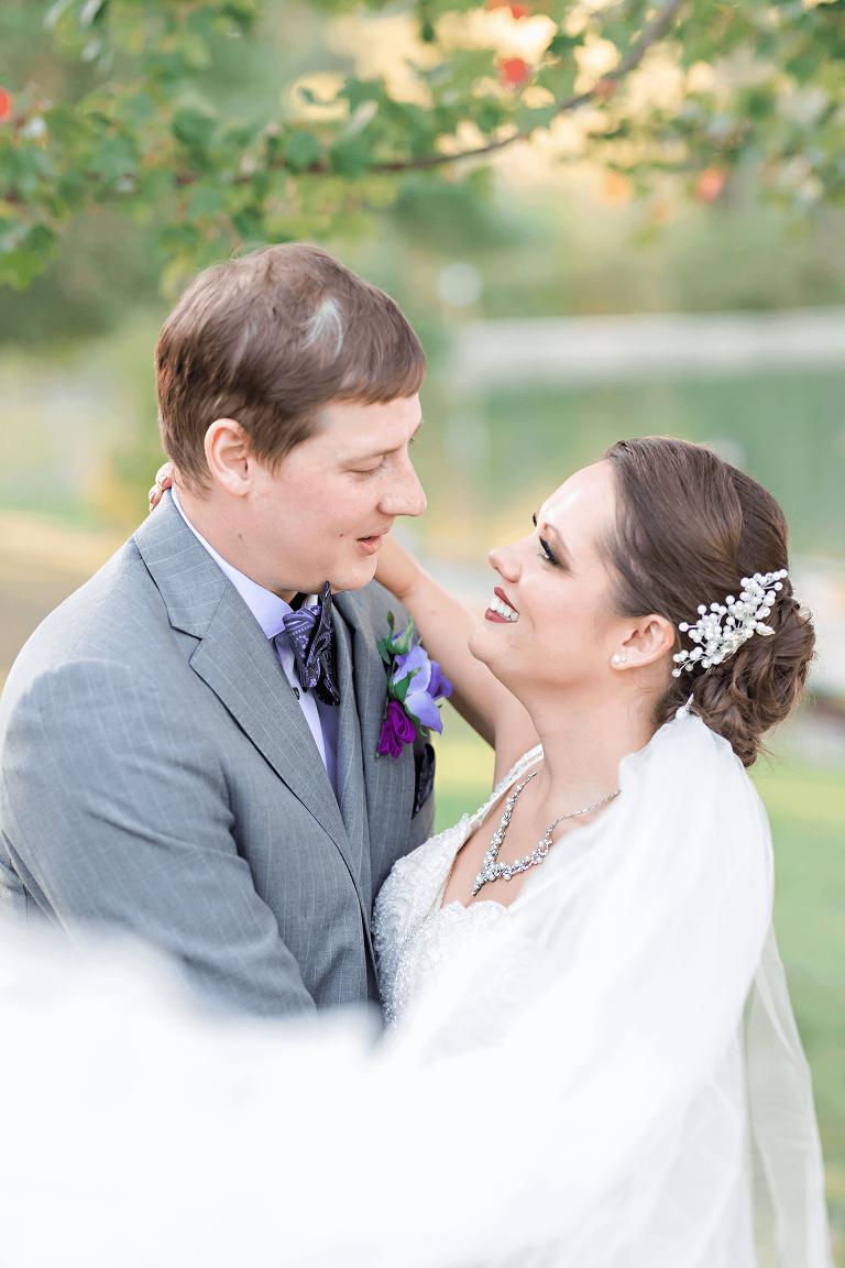 walton lake crestline ohio wedding