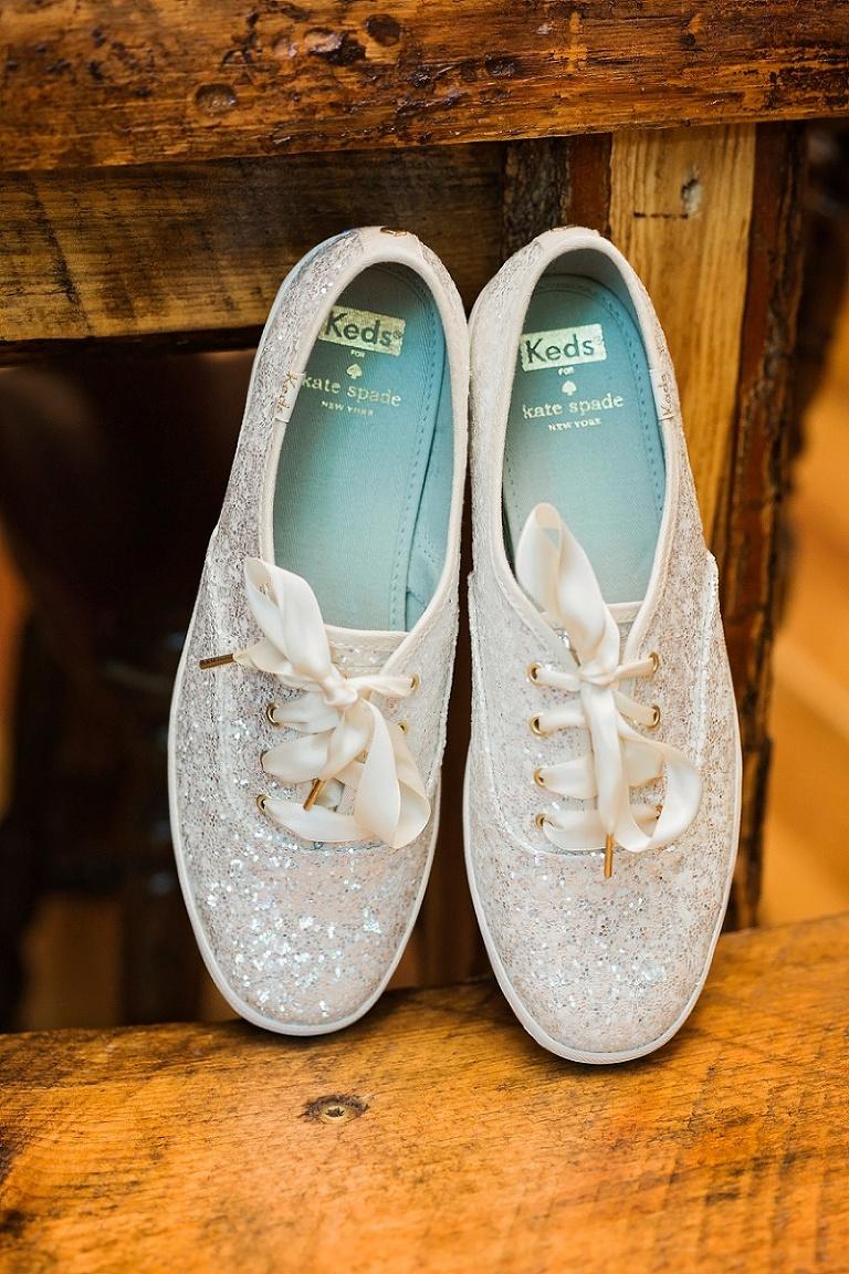 St Luke Catholic Church Danville Bridal Glitter Keds
