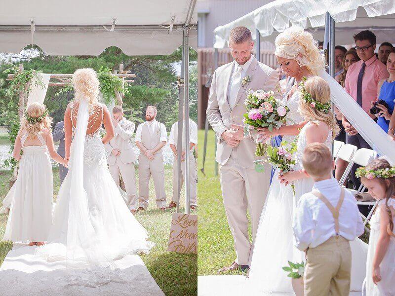 bronson norwalk conservation club wedding