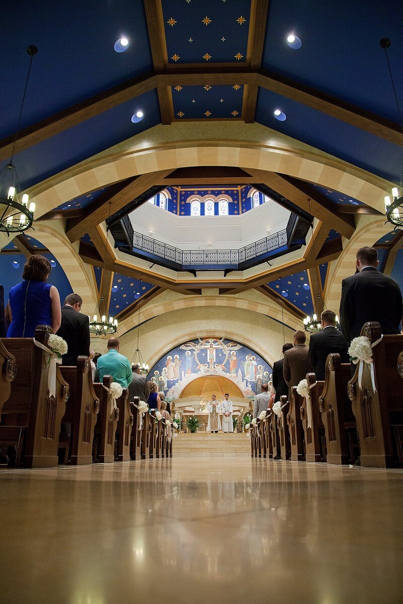st paul catholic church westerville ohio