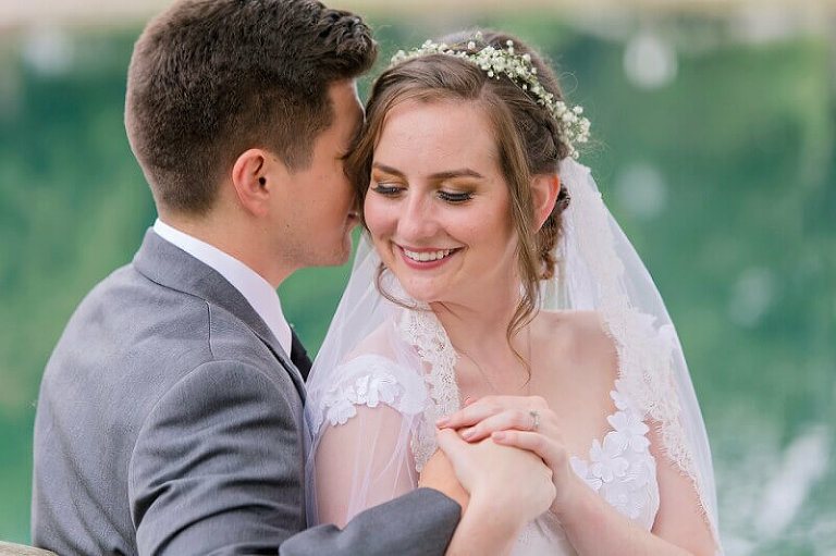 mcbride arboretum wedding