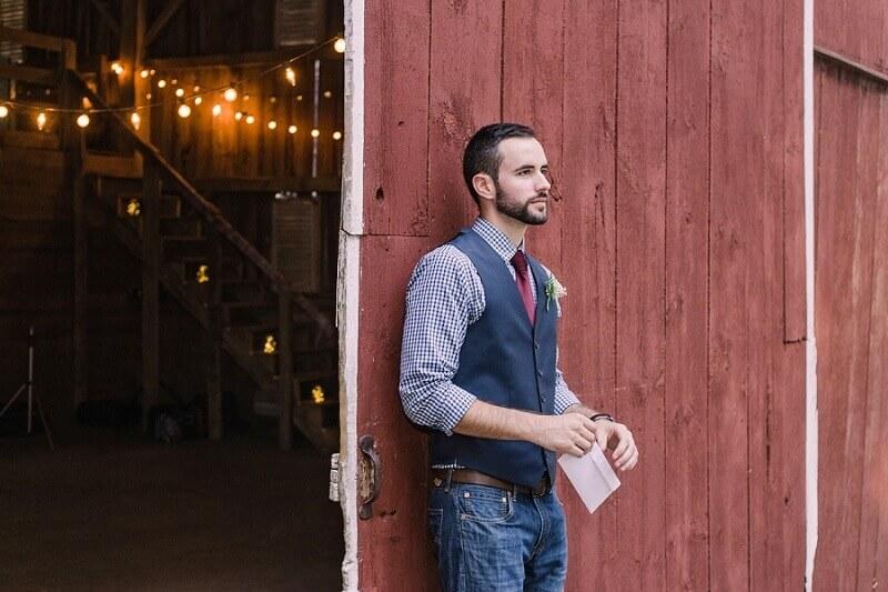 pleasant valley farm wedding lucas ohio