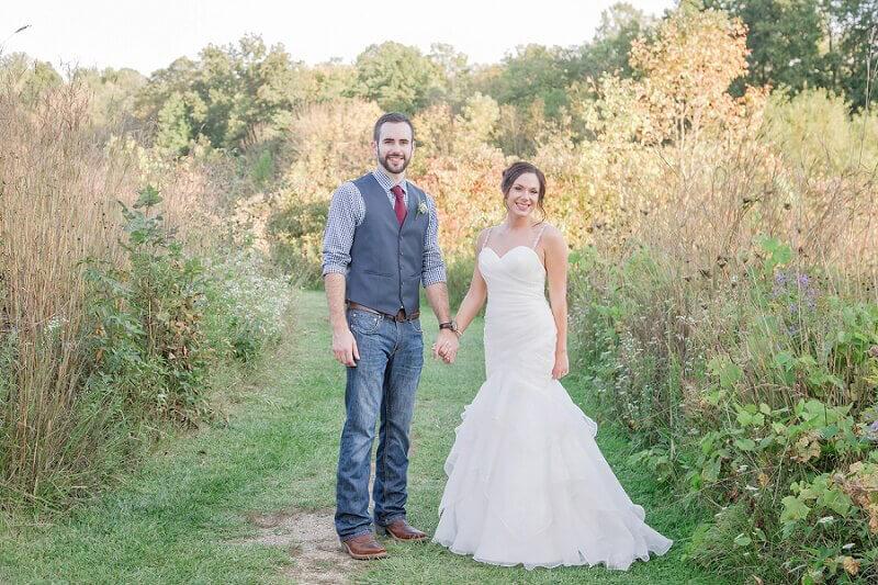 mansfield ohio wedding photographer