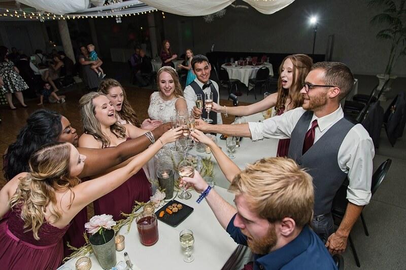 colonnade wedding ohio