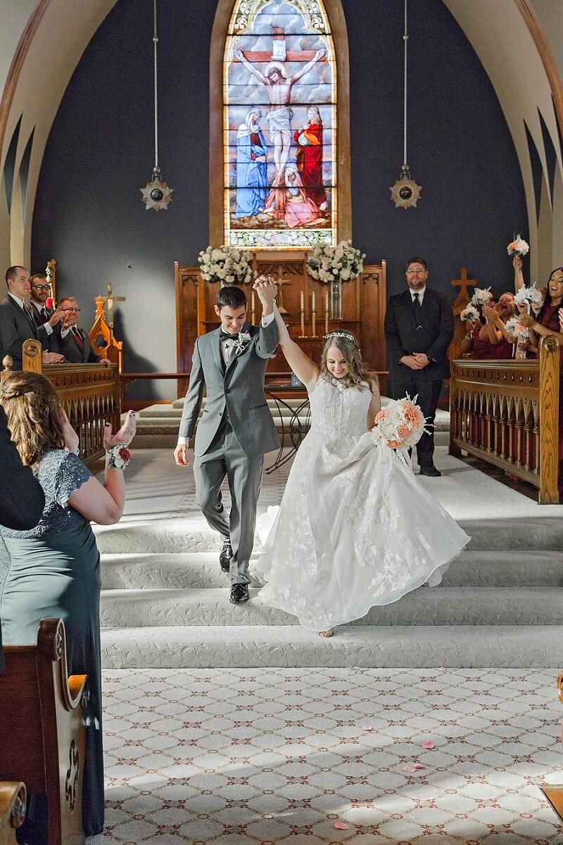 old calvary sandusky ohio wedding