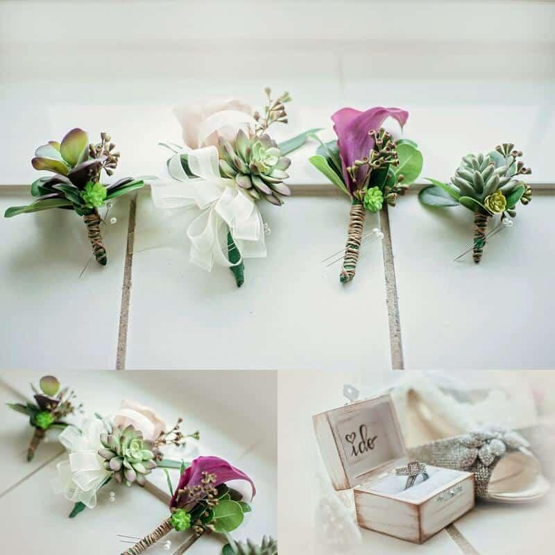 bridal flowers and detail prep nolan barn kilkerrin