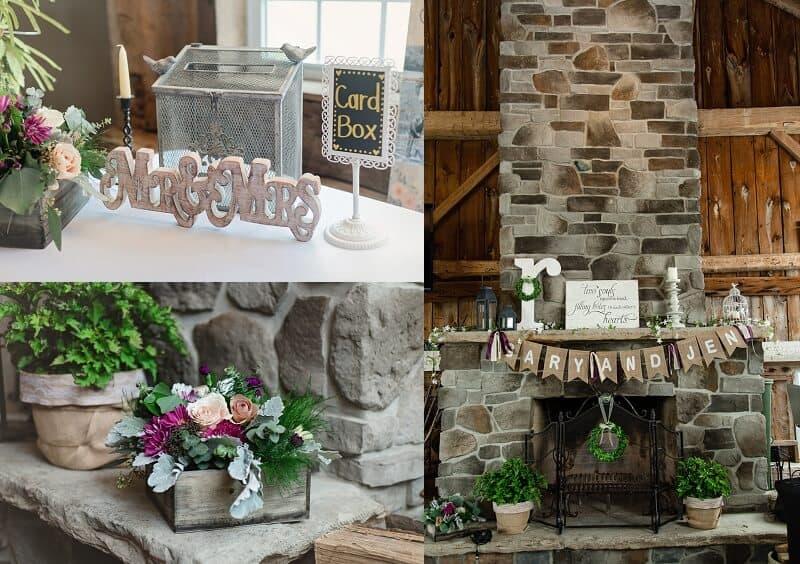 kilkerrin nolan barn wedding decor
