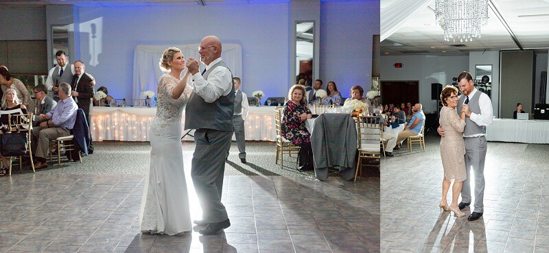 camden falls wedding tiffin ohio