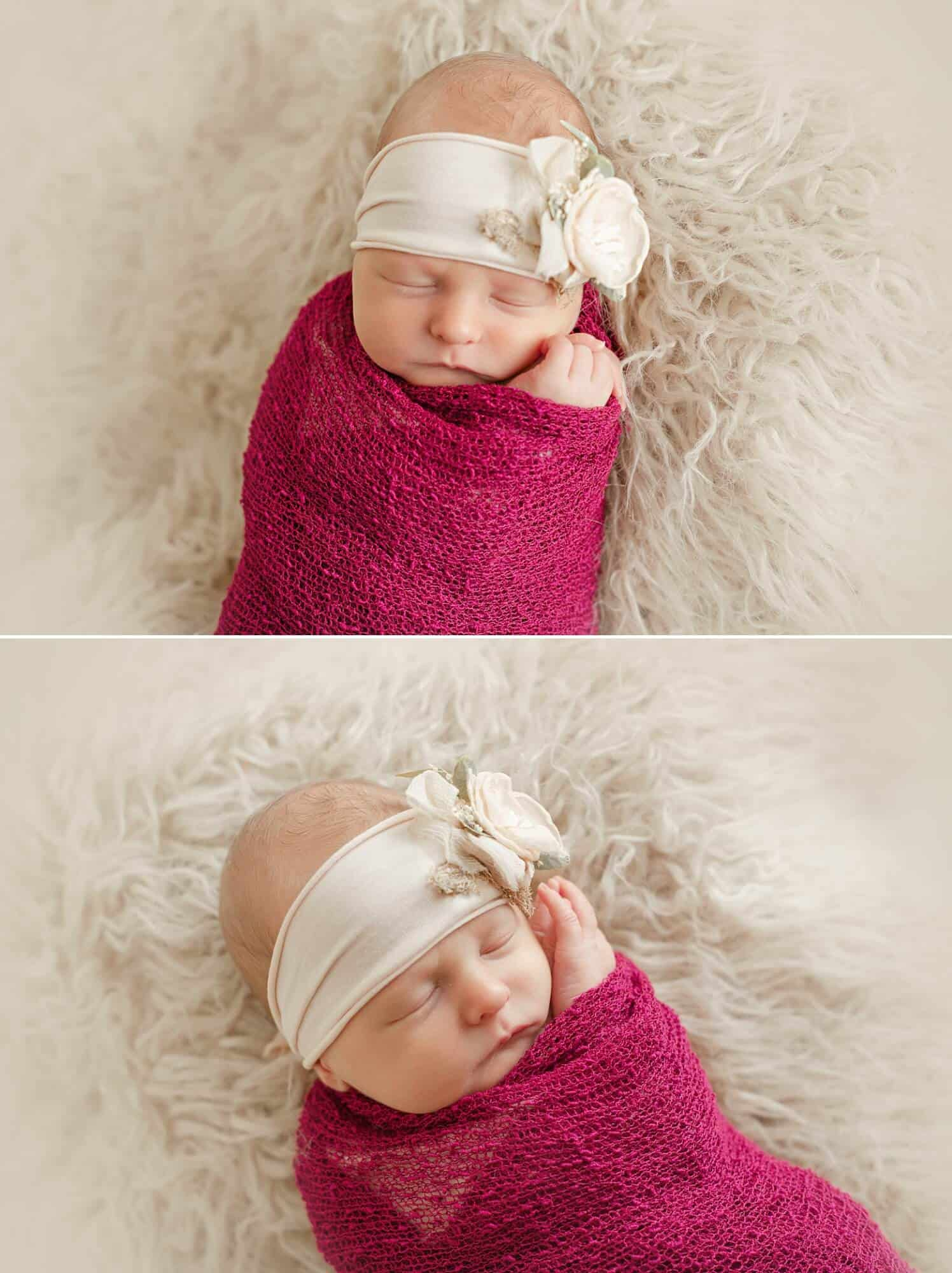 mansfield ohio newborn photography