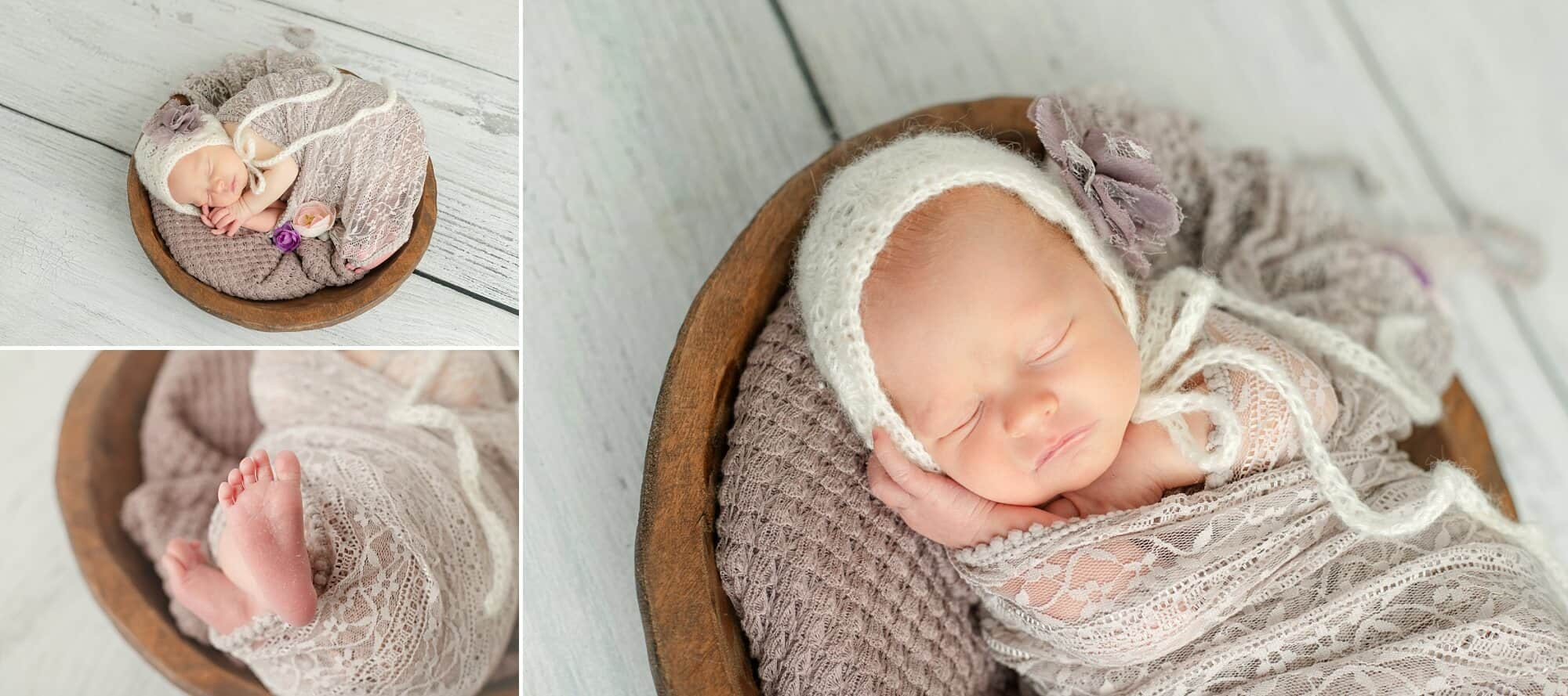 mansfield ohio newborn photographer