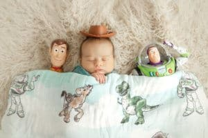 mansfield newborn photography studio
