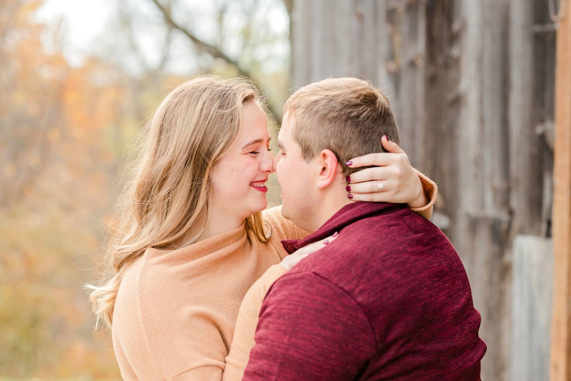 norwalk ohio engagement