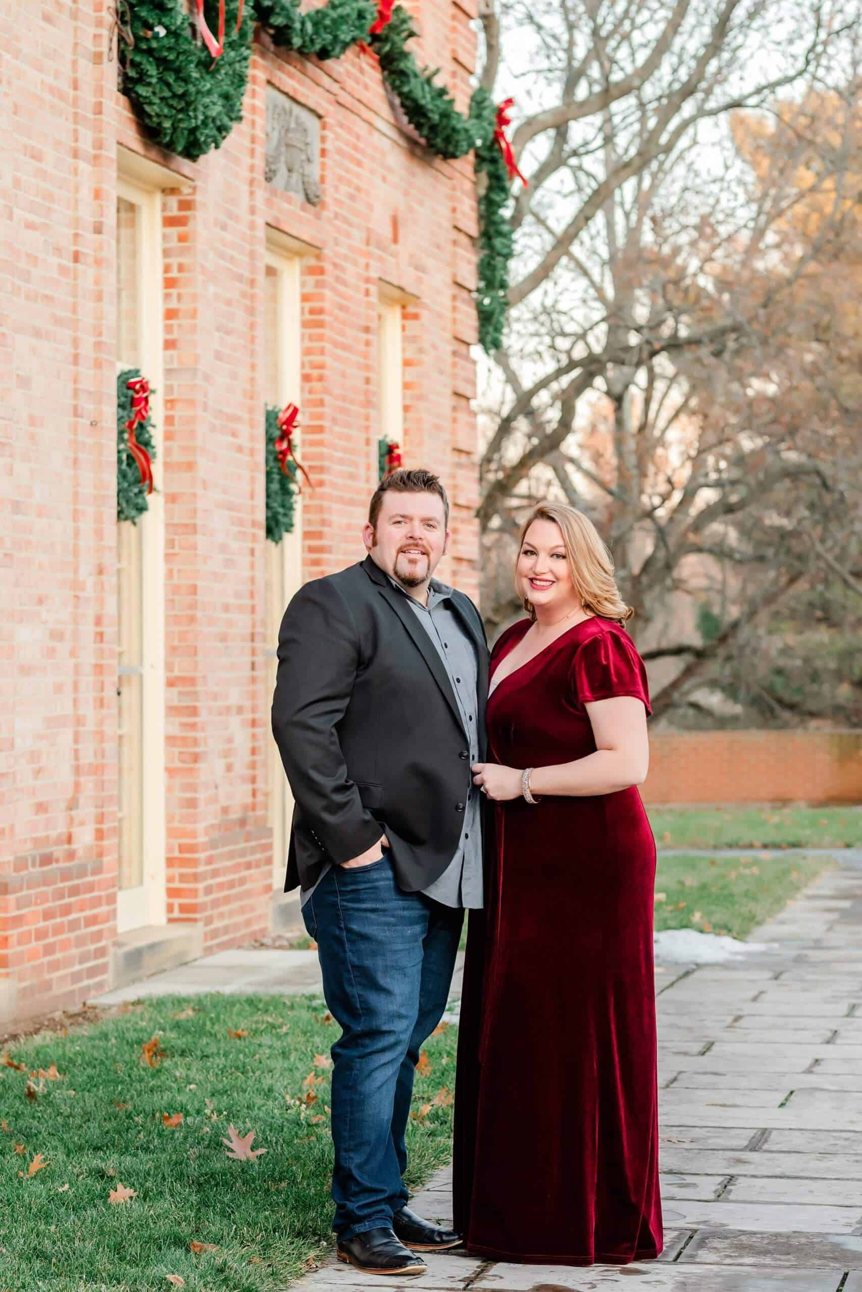 tiffany and craig murray mansfield ohio wedding photographer