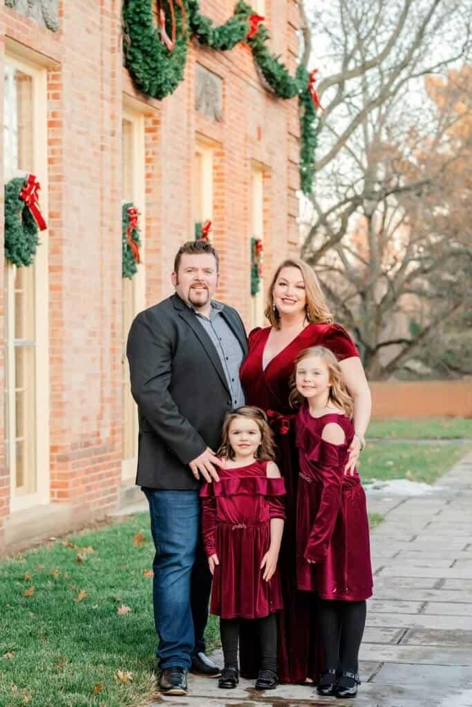 tiffany and craig murray mansfield ohio wedding photographer