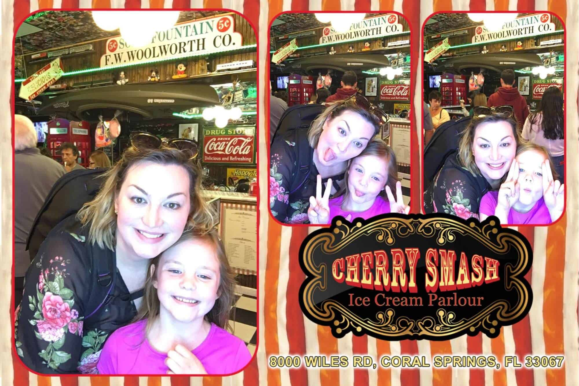 cherry smash photo booth