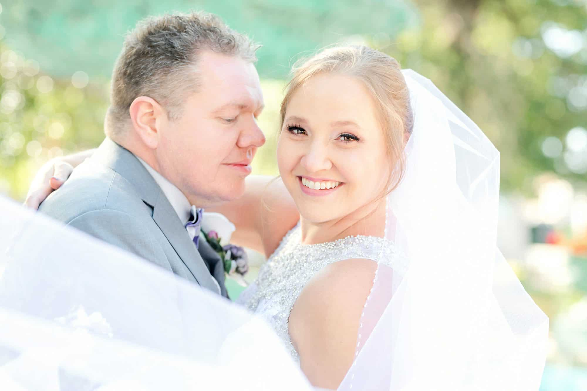 central park downtown mansfield ohio wedding