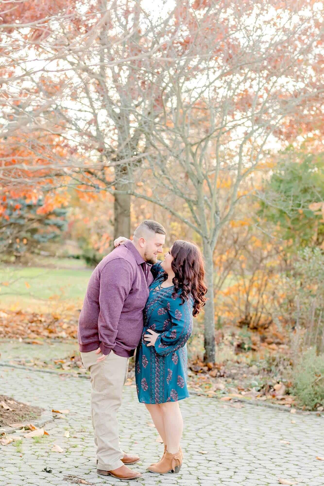 fall secrest arboretum wooster ohio photographer
