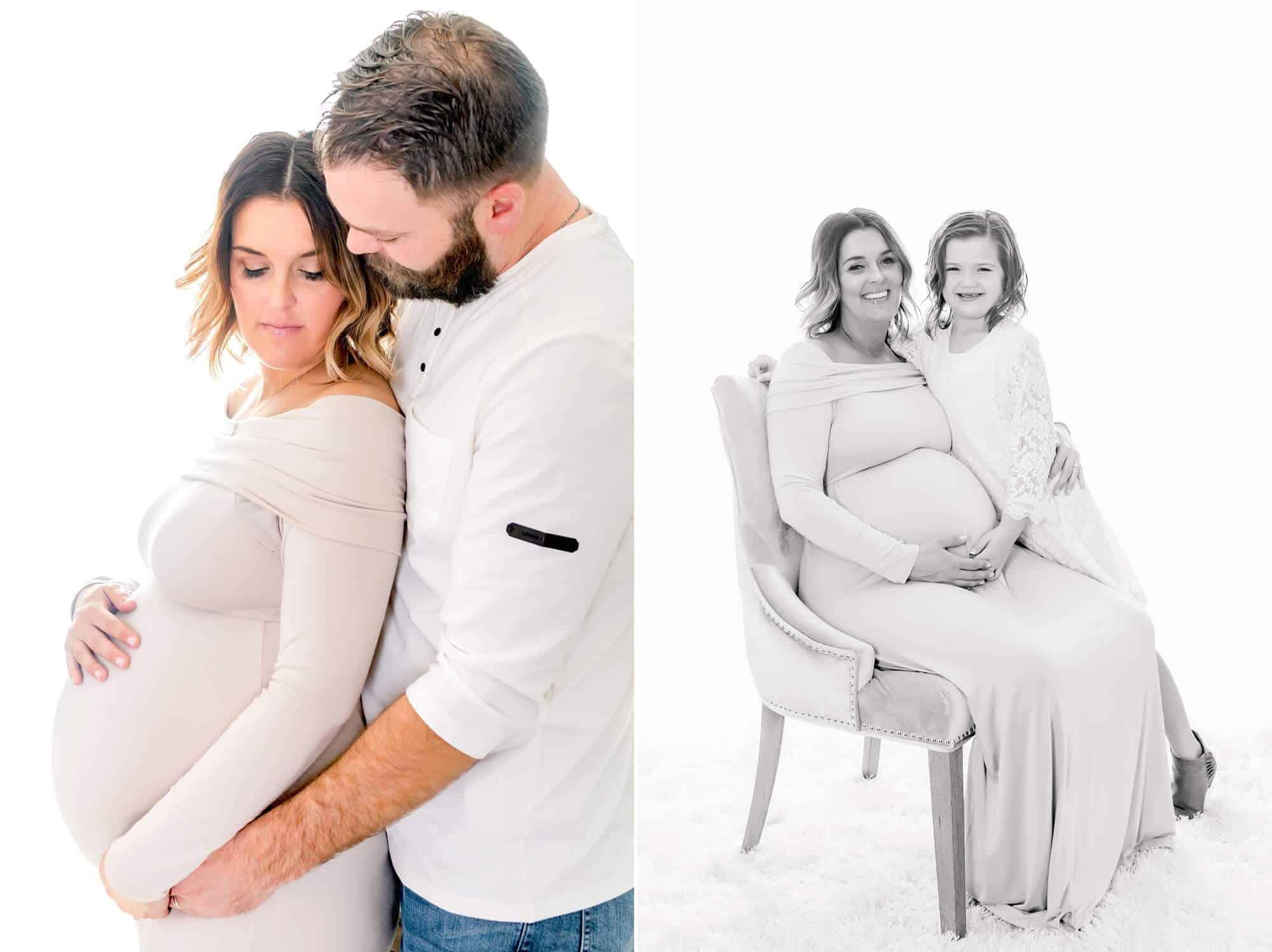 mansfield ohio maternity photographer