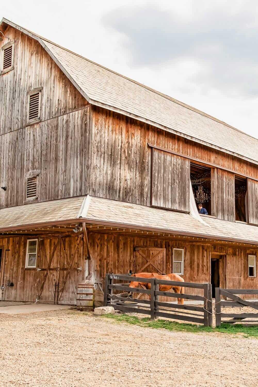 rivercrest farm wedding venue