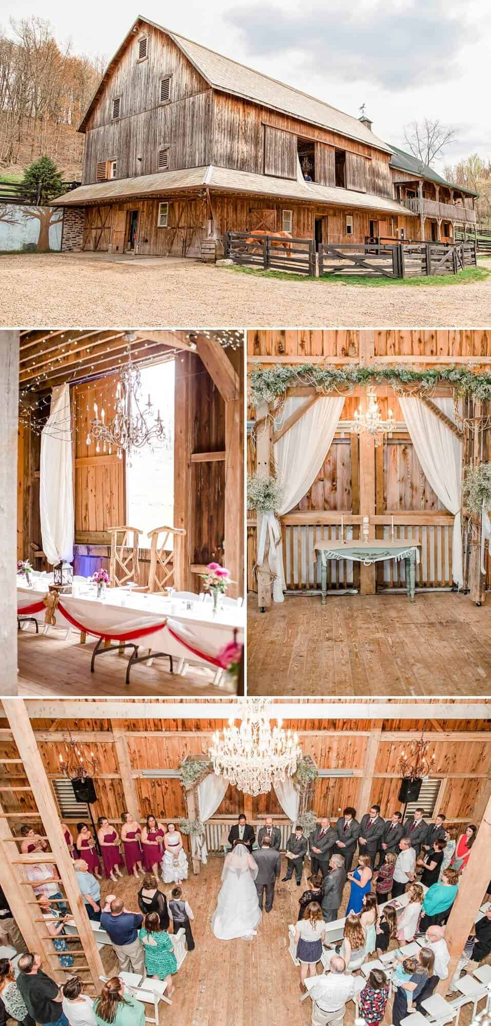 rivercrest farm rustic wedding venue north central ohio