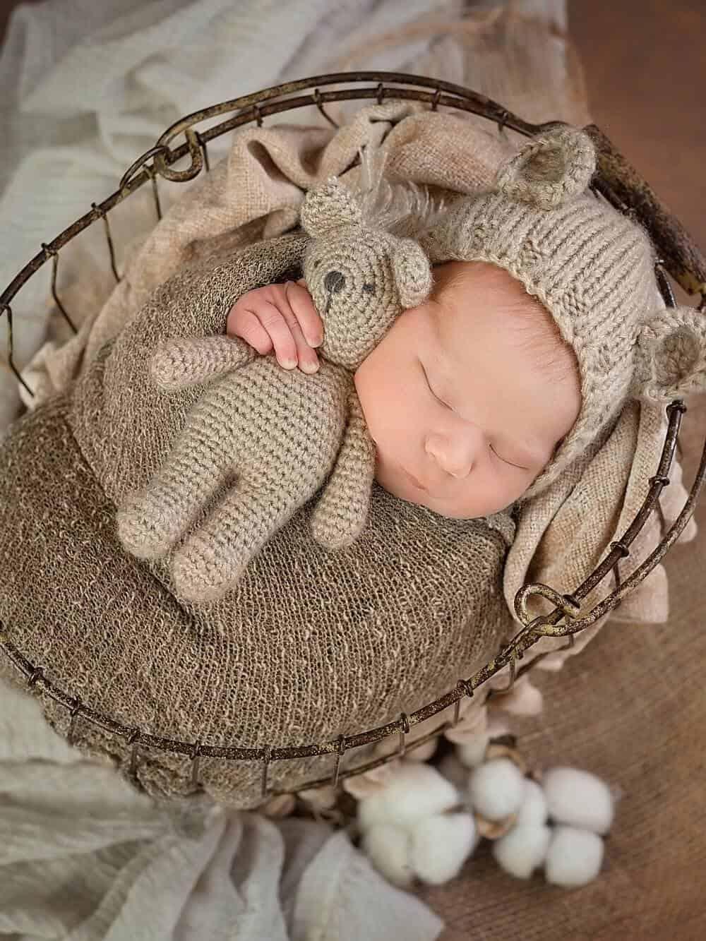 mansfield ohio newborn photographer tiffany murray