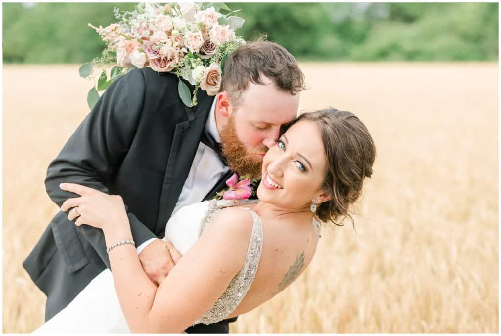 rustic barn wedding in sandusky ohio by tiffany murray