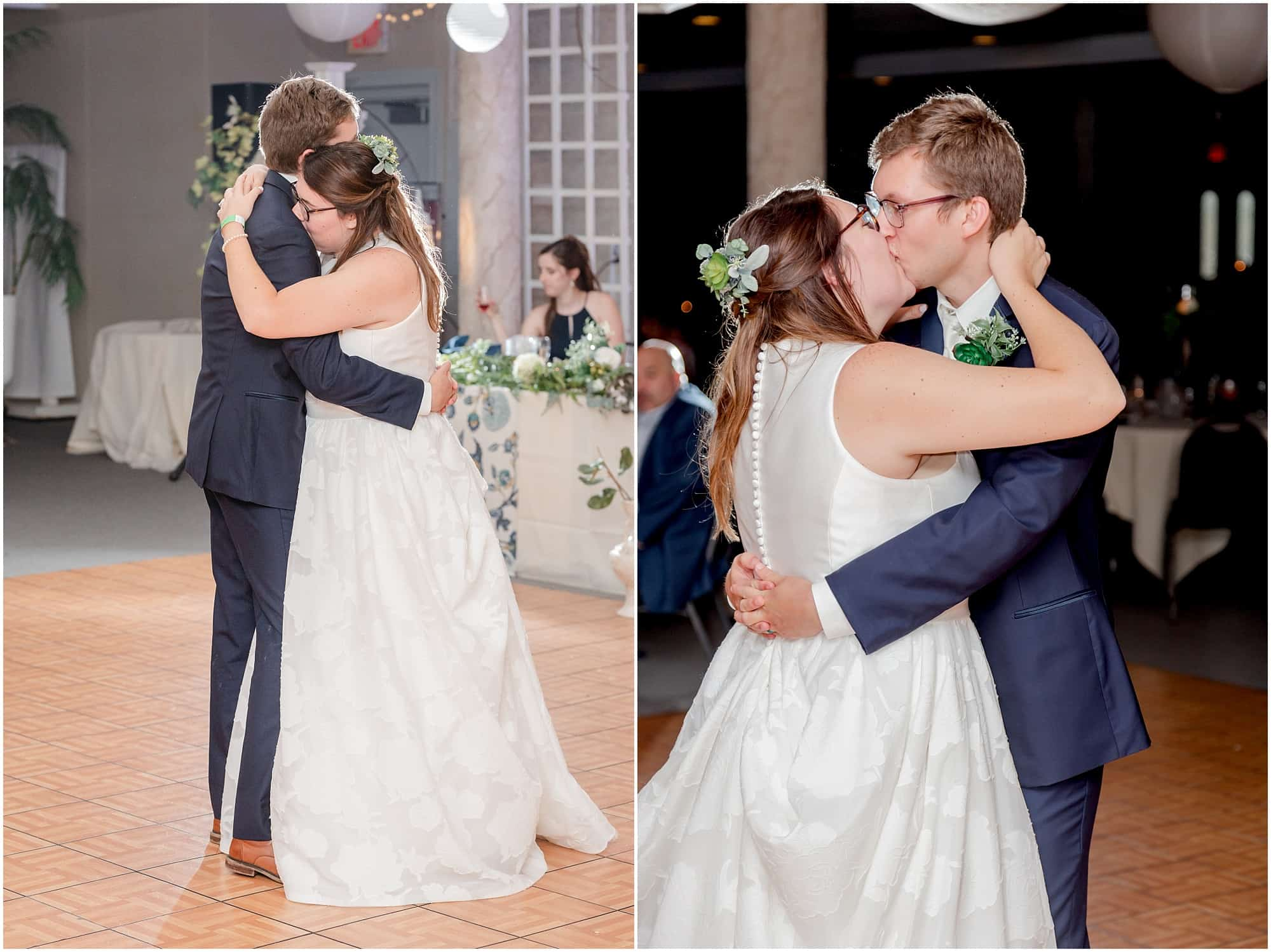 first dance at the colonnade by tiffany murray