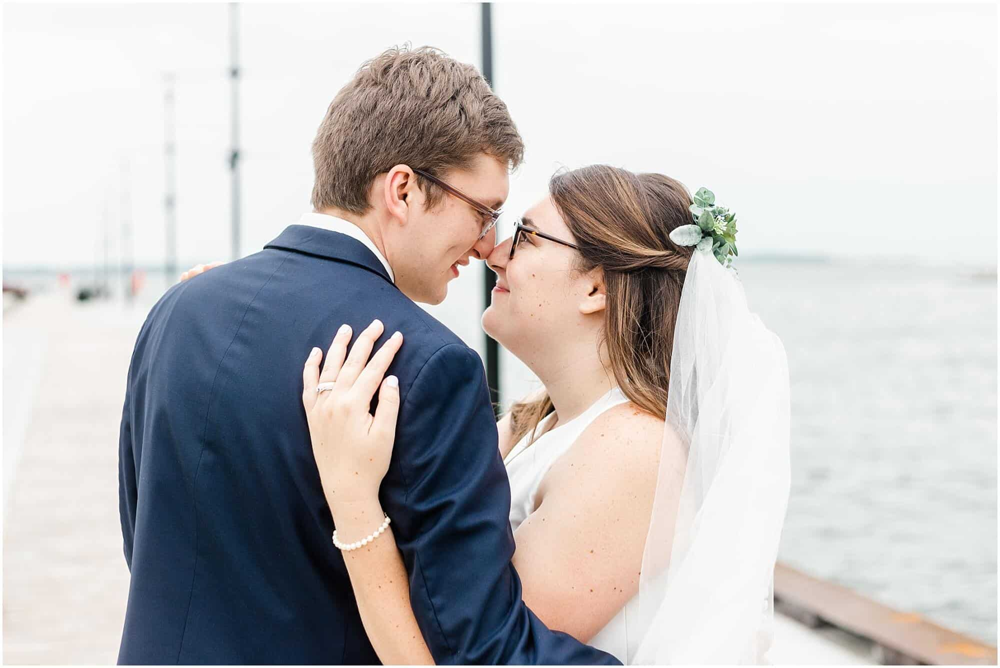 downtown sandusky wedding photography by tiffany murray