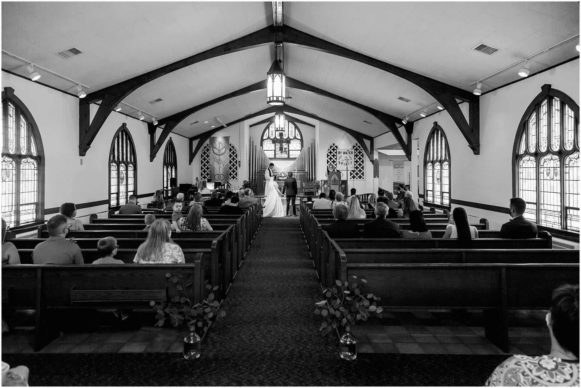 trinity lutheran church sandusky wedding by tiffany murray