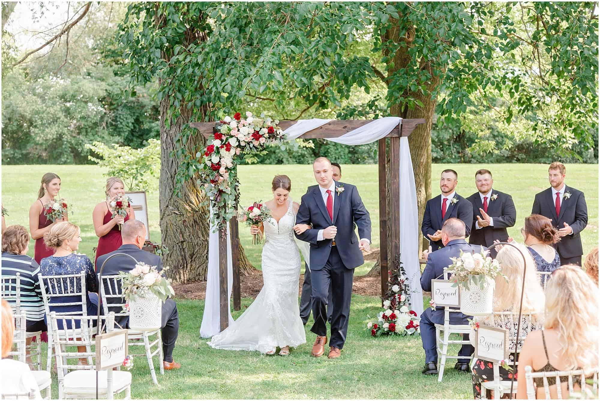 millsite lodge wedding by tiffany murray ohio wedding photographer