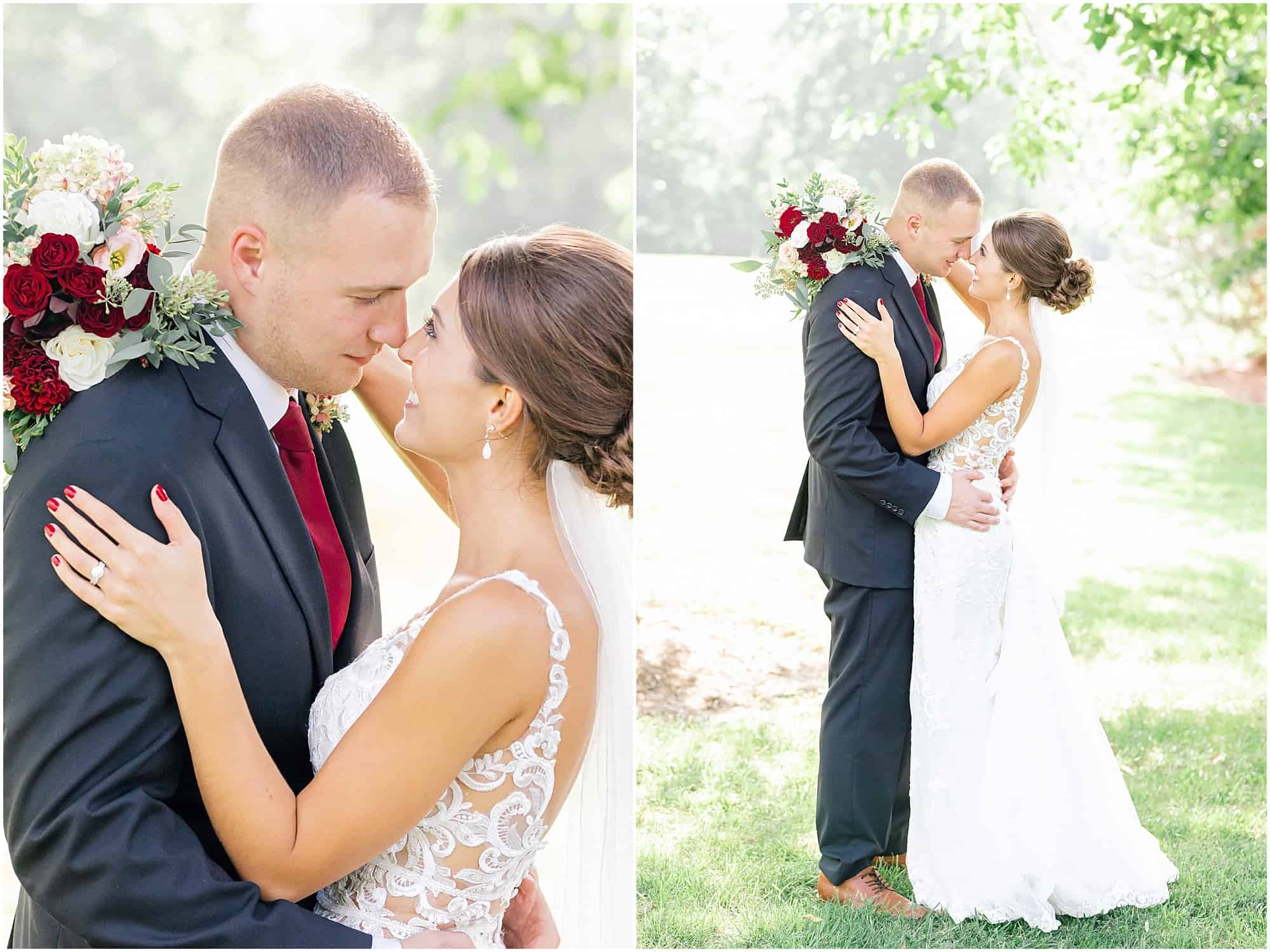 wedding photography at millsite lodge by tiffany murray