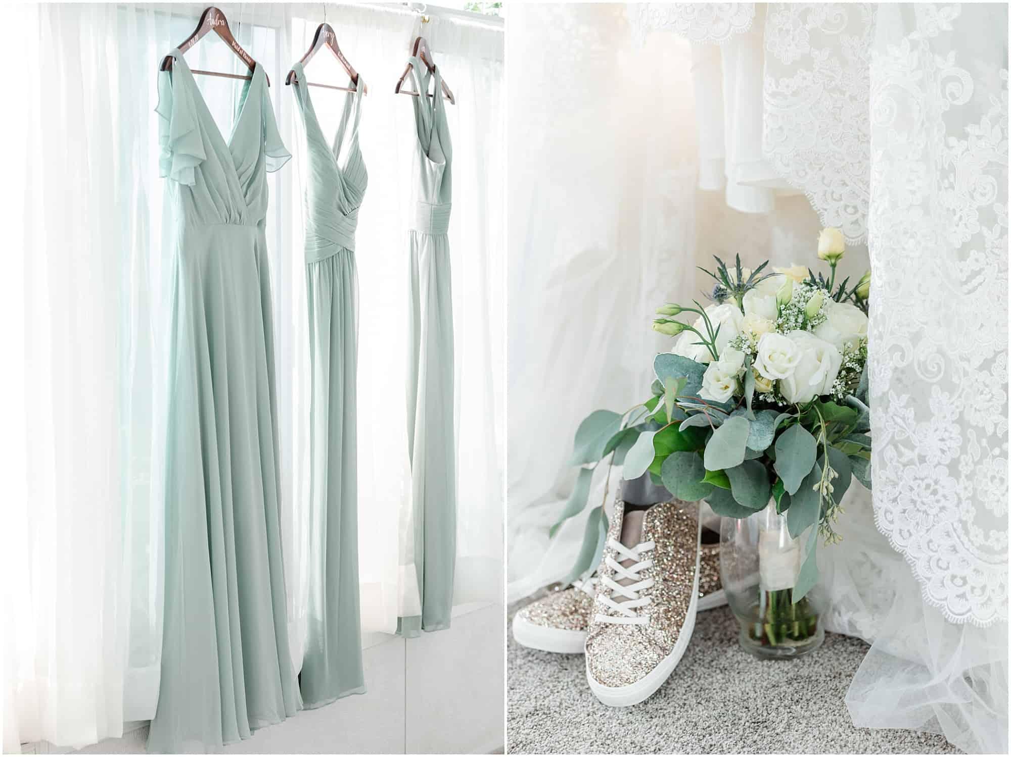 norwalk ohio wedding bridal details
