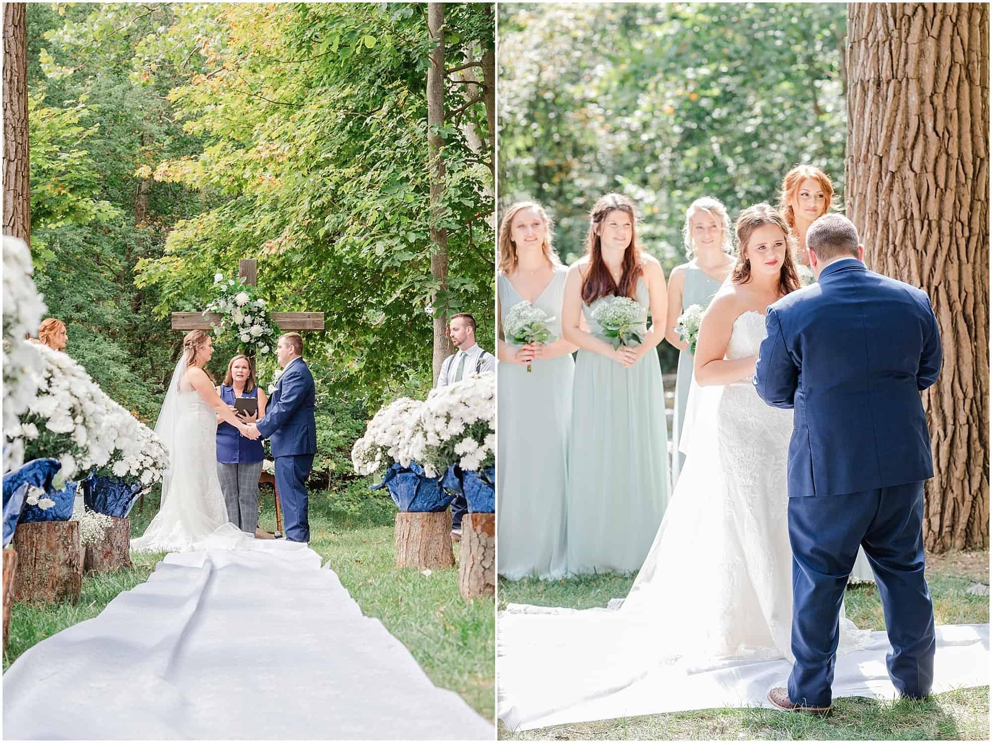 norwalk ohio wedding huron river