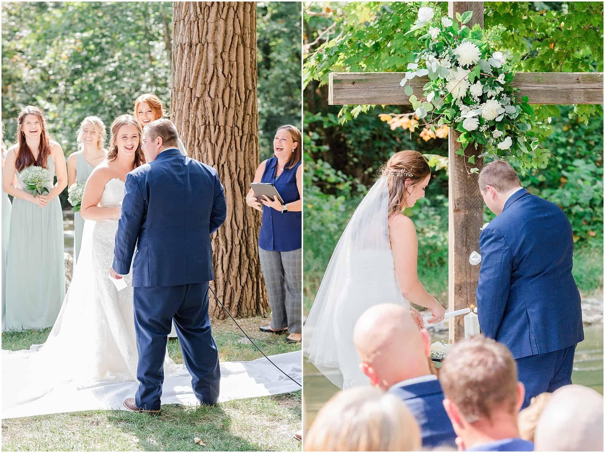 norwalk ohio wedding ceremony