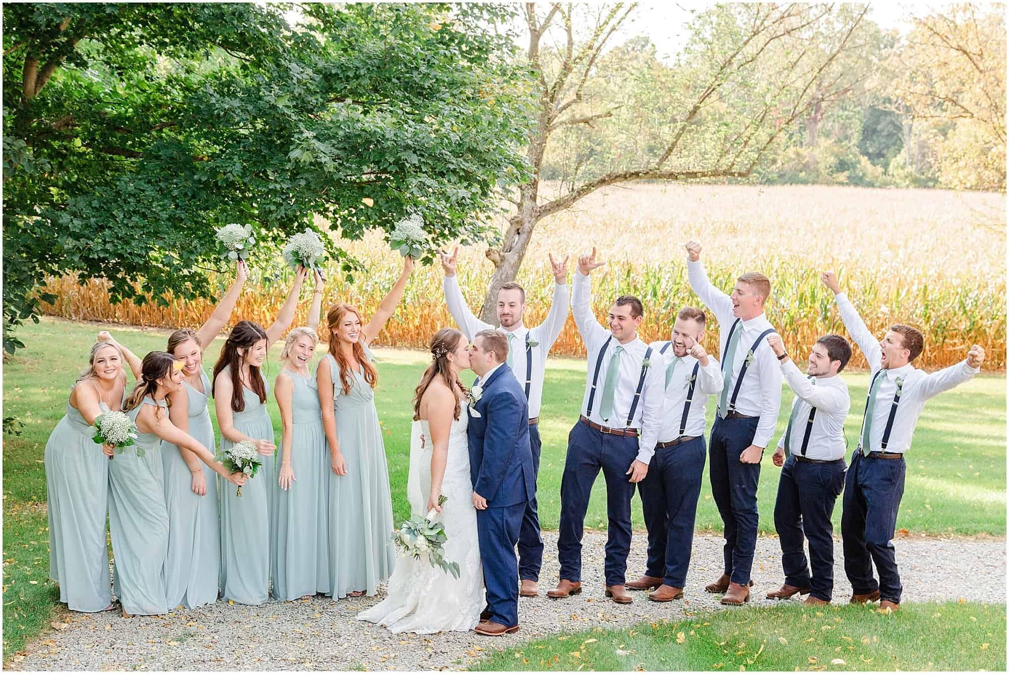 norwalk ohio wedding