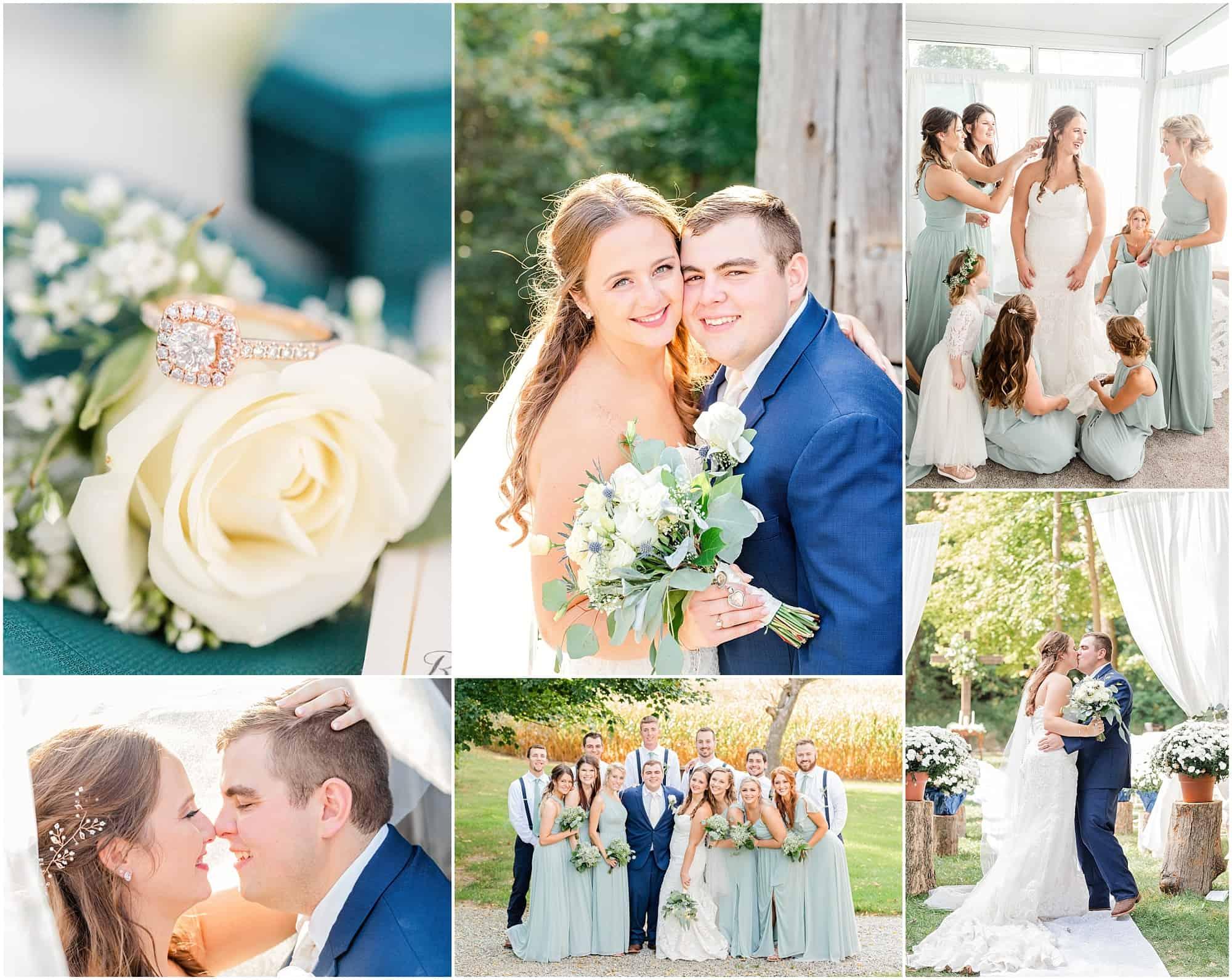 norwalk ohio wedding by tiffany murray