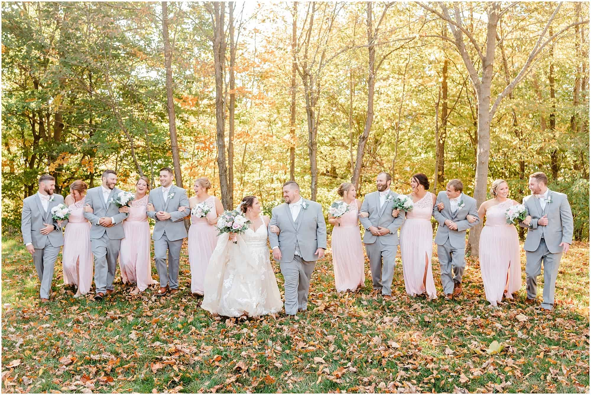 willow haven fall wedding