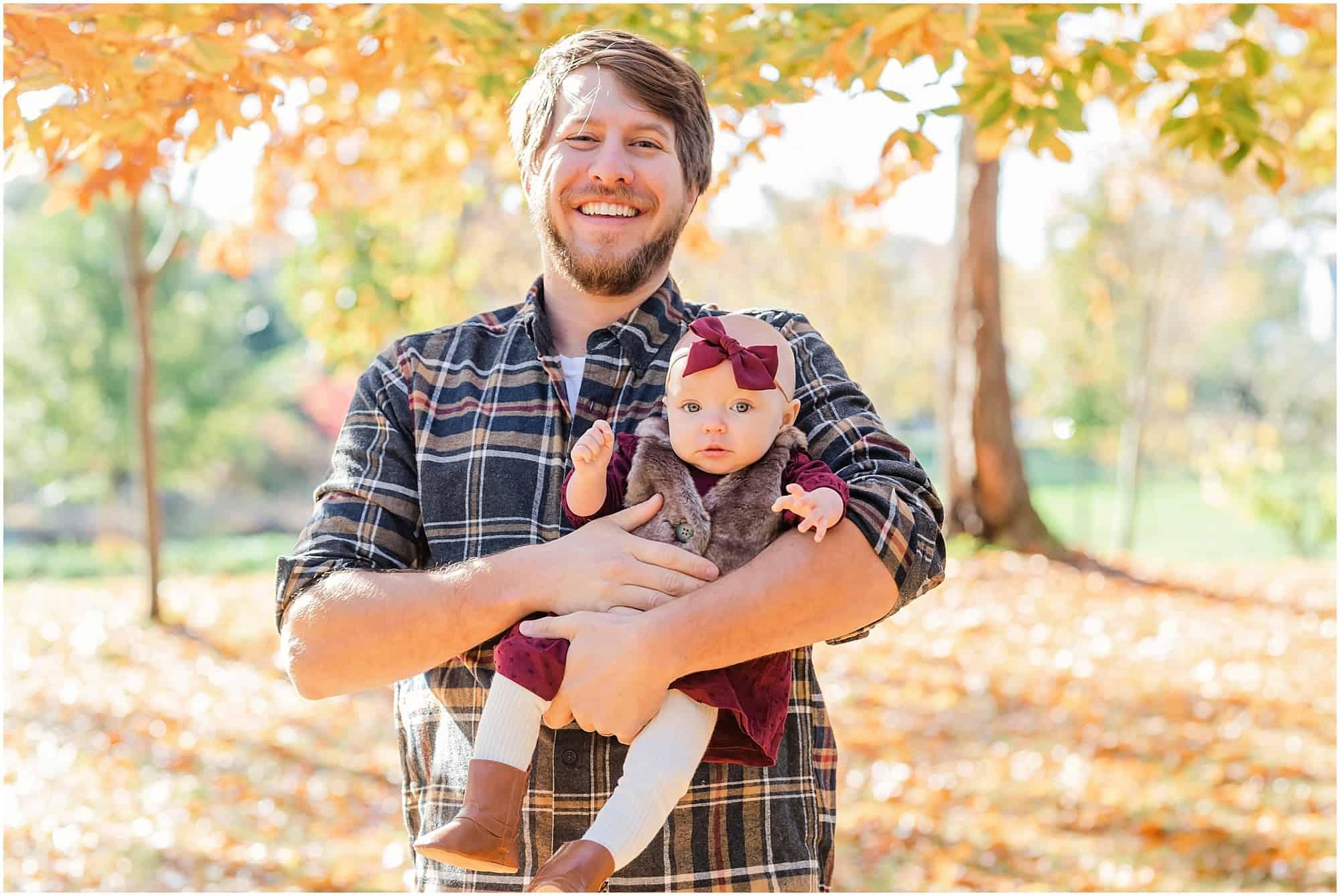 fall family photography kingwood center