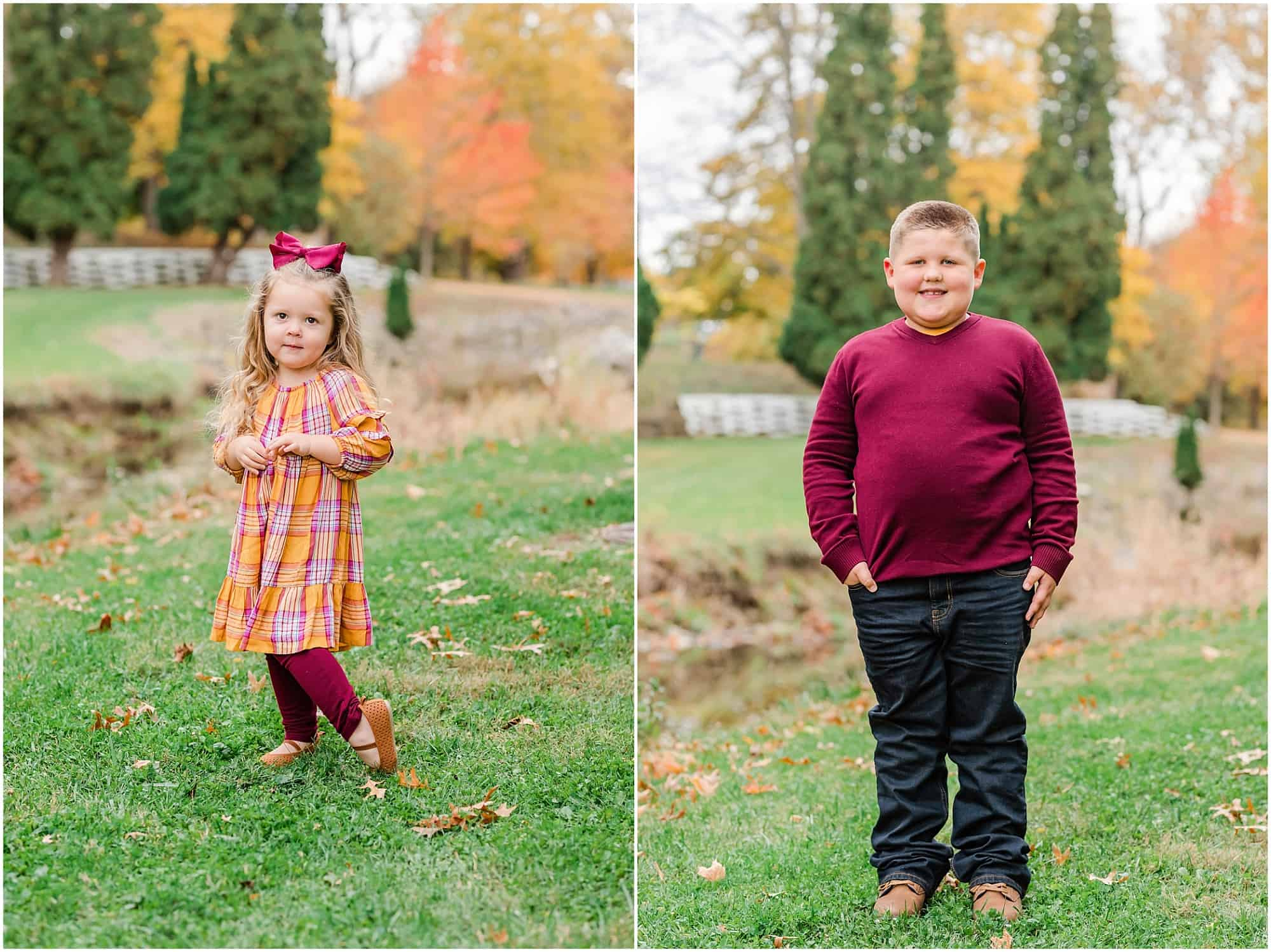 fall photos at seltzer park