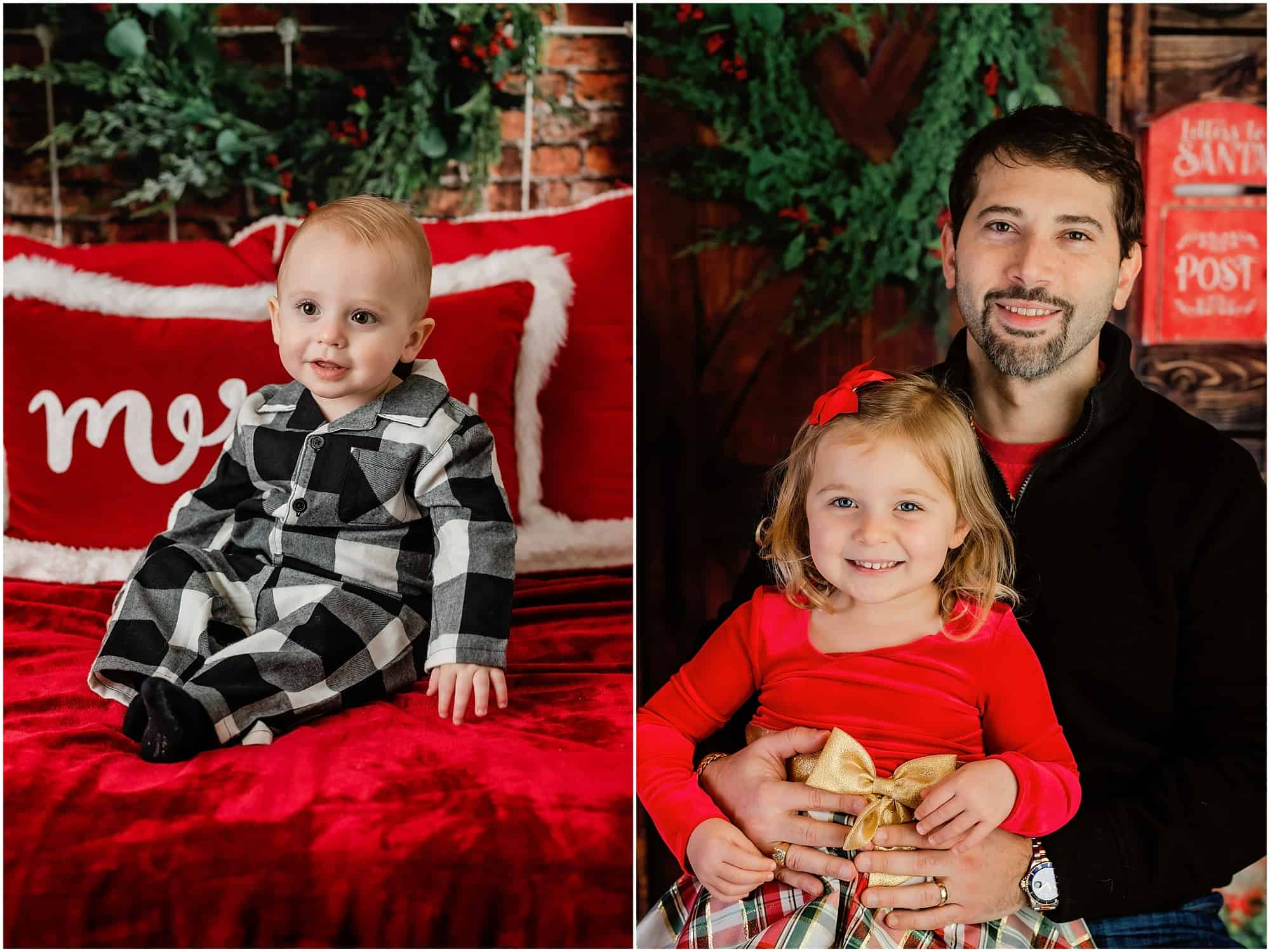 christmas photos in mansfield ohio