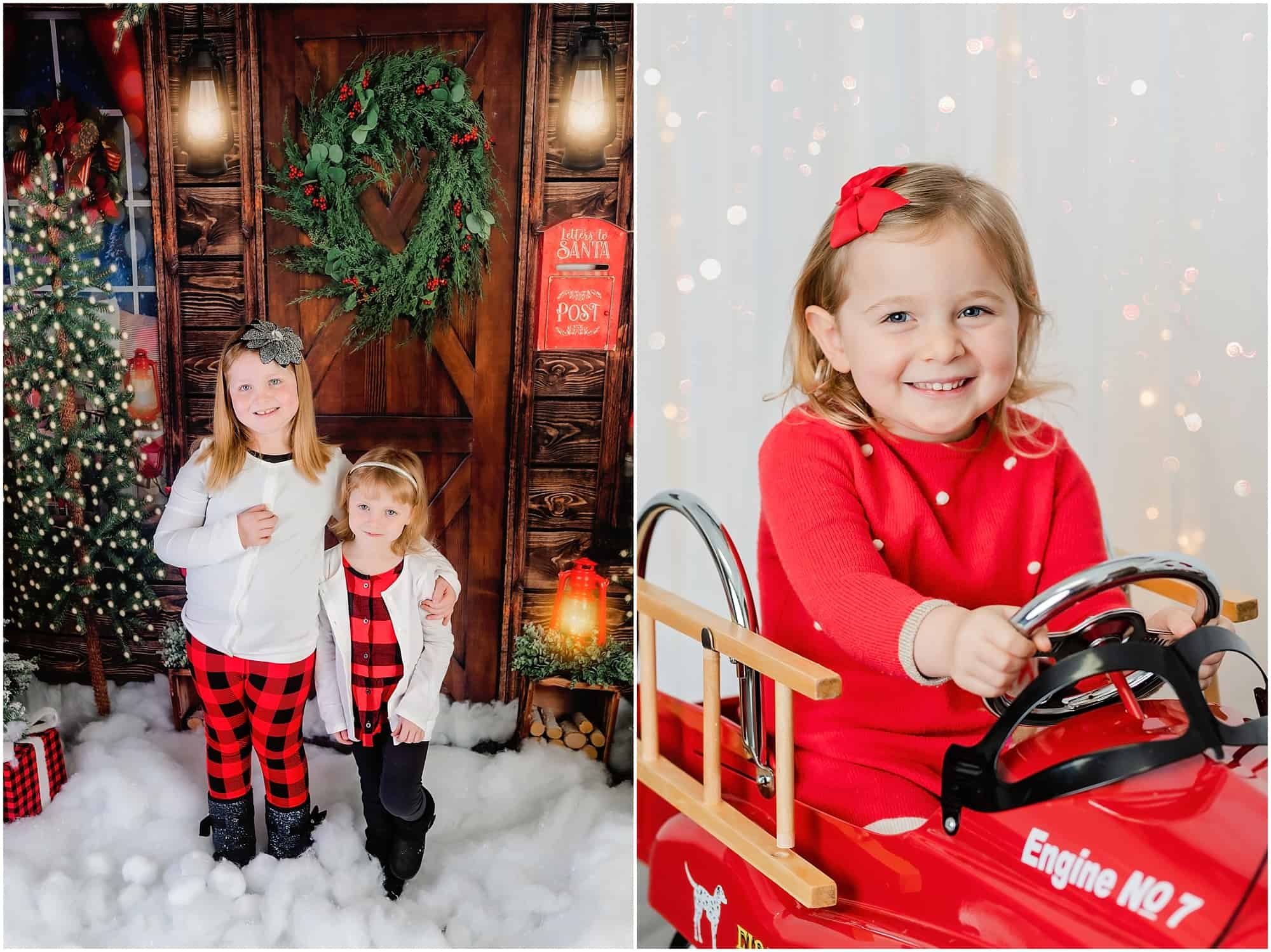 christmas minis mansfield ohio photographer