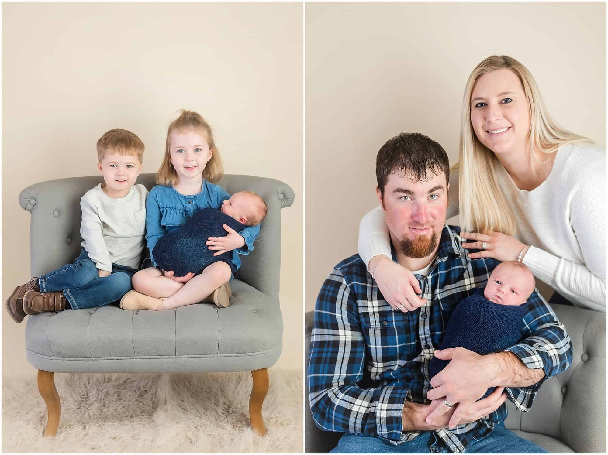 mansfield ohio newborn and family photographer