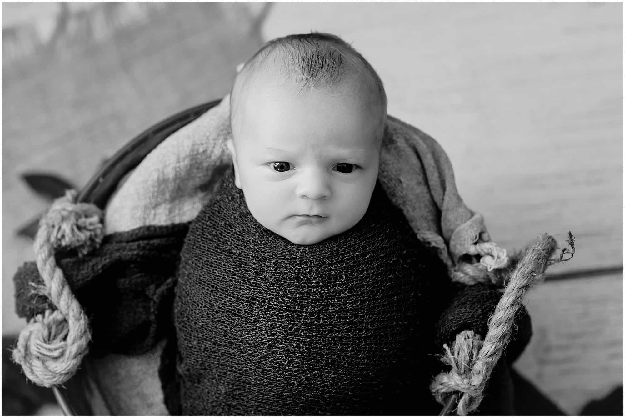 newborn photographer in mansfield ohio