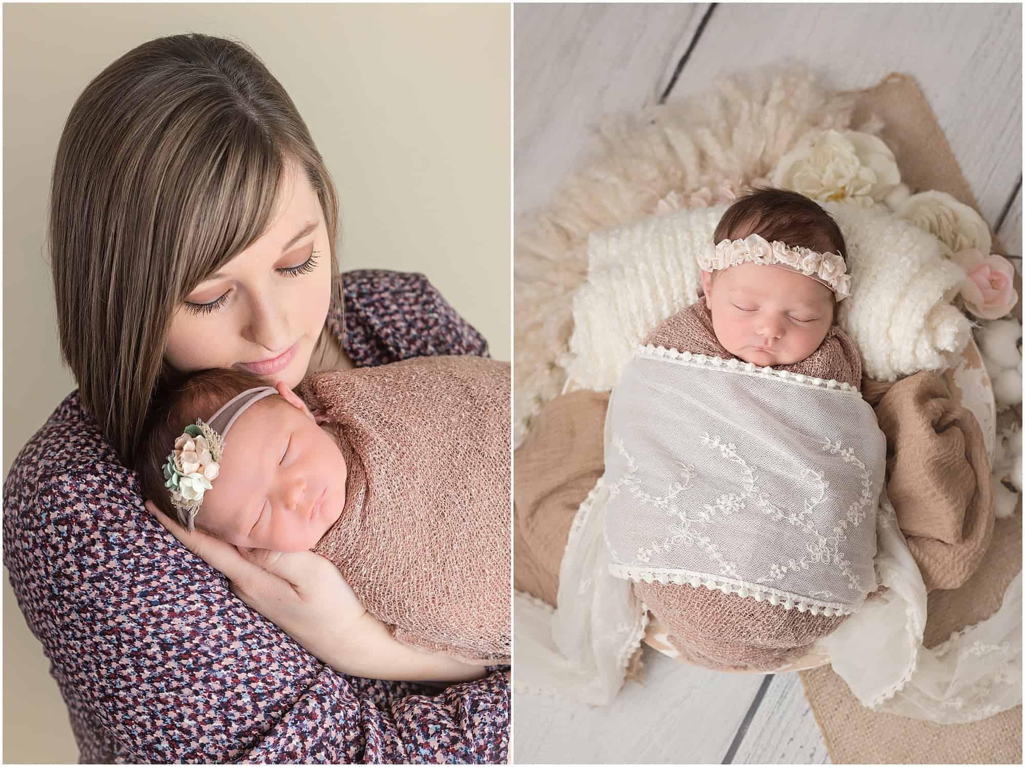 newborn photos in mansfield ohio