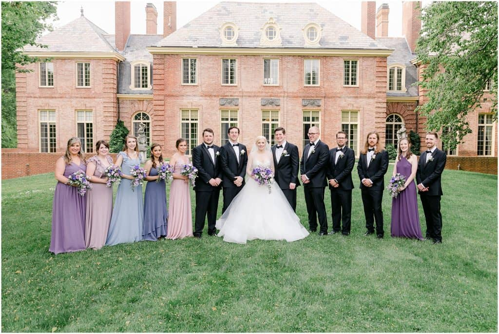 kingwood center gardens wedding